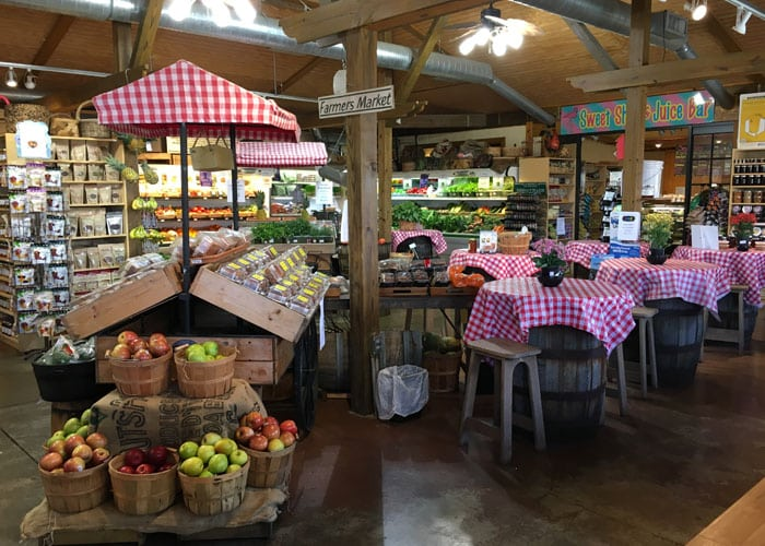 Flamingo Cafe And Farmer S Market