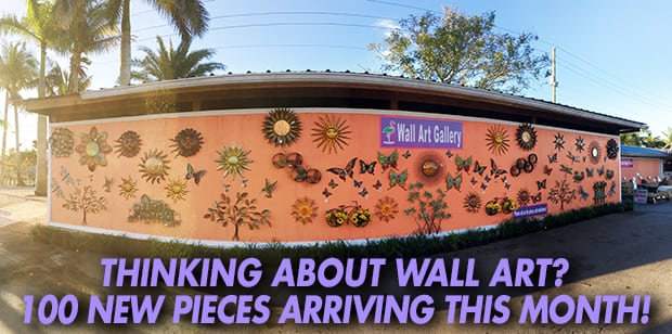 100 new pieces of wall art arriving this week!
