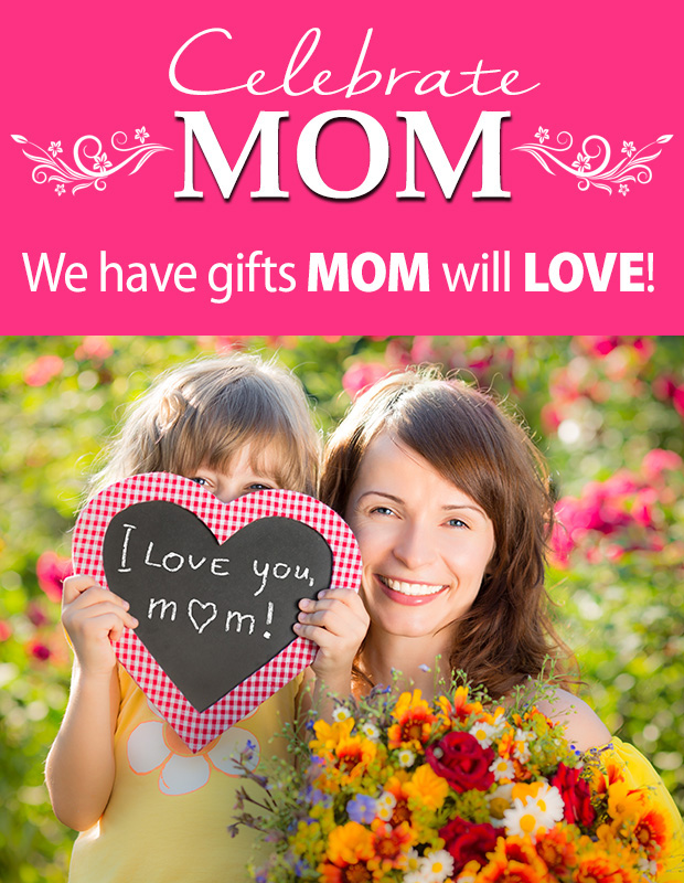We have gifts Mom will love...Bonsai, flowers, Wall Art, Plants...